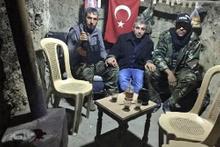 BBP'li Kaptan Kartal'dan Türkmenlere ziyaret