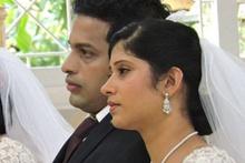 Hindistan'da bir tuhaf düğün!