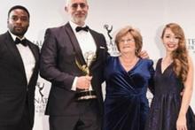 43. Uluslararası Emmy Ödülleri sahiplerini buldu