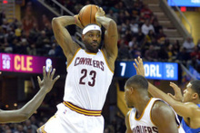 Cleveland Cavaliers seriye bağladı