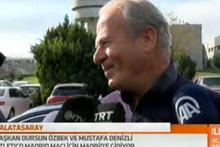 Mustafa Denizli: Taffarel'in sözleri beni etkiledi
