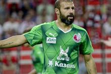 Gökdeniz'den Rus futbolcuya tokat gibi cevap
