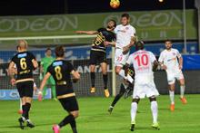 Antalyaspor - Osmanlıspor maçının fotoğrafları
