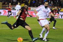Eskişehirspor - Mersin İdman Yurdu maçının fotoğrafları