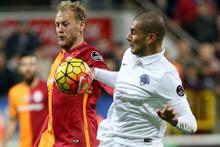 Kasımpaşa - Galatasaray maçı fotoğrafları