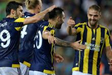 İşte Fenerbahçe'nin Trabzonspor kadrosu