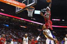 NBA'de geceye damga vuran hareketler!