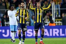 Fenerbahçe - Trabzonspor maçının fotoğrafları
