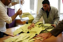 1 Kasım sonrası ilk seçim araştırması