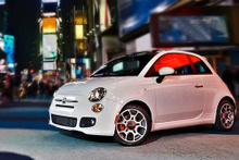 Fiat 500 özellikleri tek kelimeyle havalı