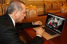 Erdoğan'ın beğendiği üç fotoğraf!
