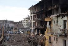Diyarbakır Çınar'daki PKK saldırısında korkunç görüntüler