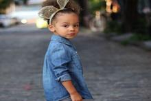 Daha 3 yaşında ama sosyal medya fenomeni oldu