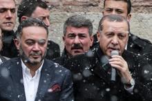 Cumhurbaşkanı Erdoğan müze açtı, halkla buluştu!