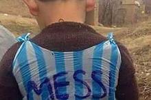 Messi'nin aradığı çocuk bulundu mu?