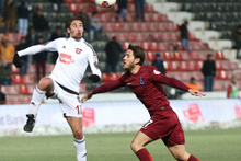 Gaziantepspor - Trabzonspor maçının fotoğrafları