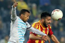 Fenerbahçe Kayserispor maçı fotoğrafları