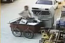 Himmet Aktürk Irmak Kupal'ın cesedini çöp konteynırına böyle atmış
