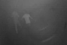 Yasak aşk cinayeti kamerada! Sevgilisinin kocasını böyle öldürdü