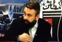 BJK Tv'de patlama anı