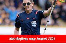 Dinamo Kiev Beşiktaş maçı capsleri
