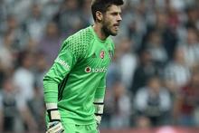 Beşiktaş'ın kalecisi yine gönülleri fethetti