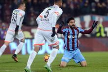 Trabzonspor - Adanaspor maçının fotoğrafları