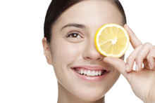 Güne kahveyle değil limonlu su ile başlayın