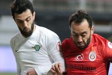 Akhisar Belediyespor Galatasaray maçı fotoğrafları