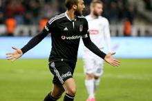 Beşiktaş-Torku Konyaspor maçının fotoğrafları