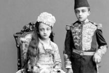 İlkez gün ışığına çıkan 2. Abdülhamit'in aile albümü