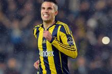 Van Persie Fenerbahçe taraftarını övdü