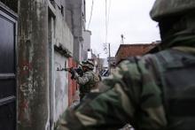 PKK'nın üssüydü! Cizre'de bunları bırakıp kaçtılar