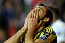 Antalyaspor Fenerbahçe maçı fotoğrafları