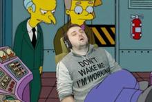 Son fenomen! İlk iş gününde uyuyan adamın dramı