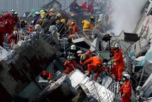 Tayvan'da şiddetli deprem! 5 ölü