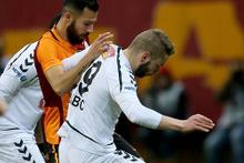 Galatasaray-Torku Konyaspor maçının fotoğrafları