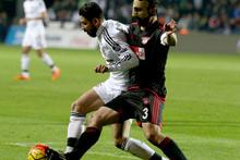 Beşiktaş - Gaziantepspor maçının fotoğrafları
