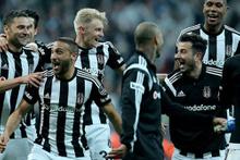 Beşiktaş seriyi sürdürüyor!