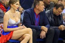 Fenerbahçe maçını karıştıran Rus güzel Playboy'da çıktı