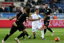 Kasımpaşa Osmanlıspor maçı fotoğrafları