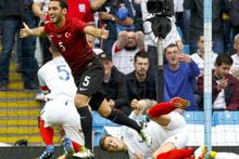 İngiltere - Türkiye maçında bir ilk