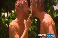 Survivor'da büyük gerginlik! Kafa kafaya geldiler