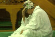 Bülent Ersoy camide gözyaşlarına boğuldu!
