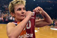 Işıl Alben gözünü WNBA'ye dikti