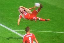 Shakira'nın Shaqiri paylaşımı gündem oldu