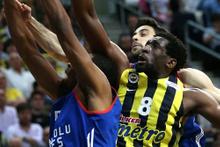 Fenerbahçe Anadolu Efes maçı fotoğrafları