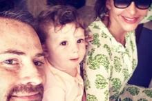 Hande Ataizi'nin yabancı eşi Türk gibi oldu instagramda...