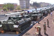 Cerablus'ta 2 tanka roketli saldırı! 1 asker şehit!