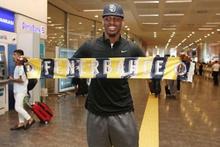 Fenerbahçe'nin yıldızı İstanbul'a geldi